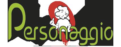 Pizzeria Personaggio Logo